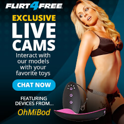Flirt4Free Exclusive Live Cams