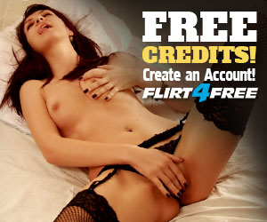 Flirt 4 Free - FREE CREDITS - Create an Account!