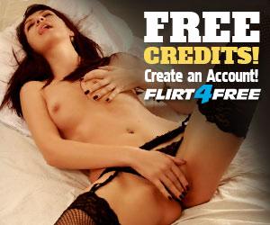 Flirt 4 Free - FREE CREDITS - Create an Account!